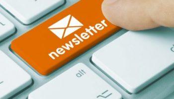 Newsletter-keyboard