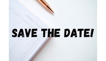 Save the date - 2